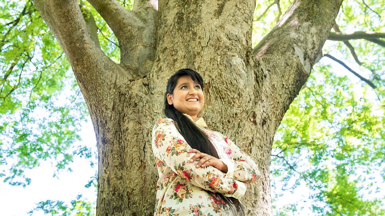 Aggie Hero: Marwa Zafarullah