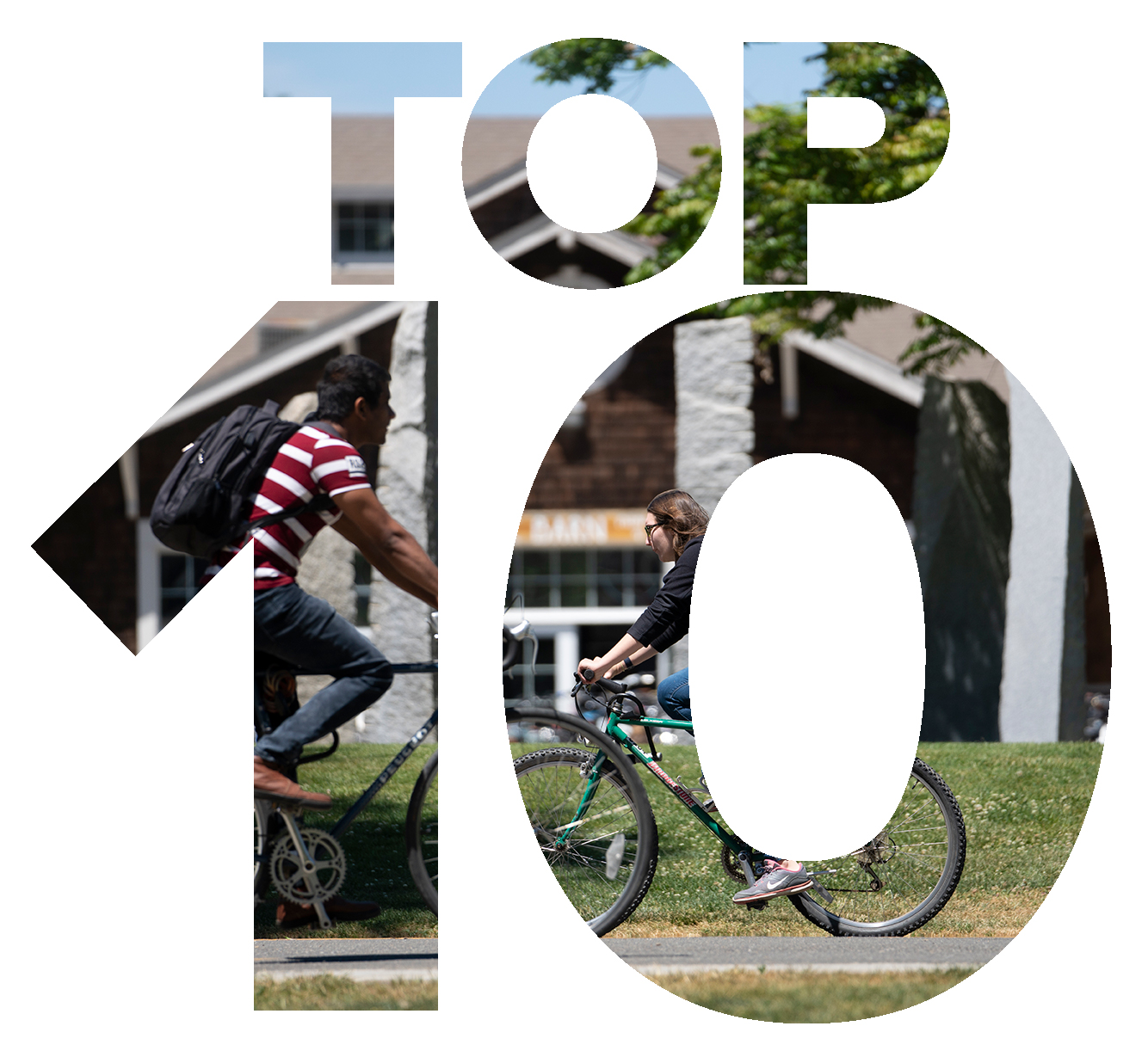 UC Davis ranks Top Ten