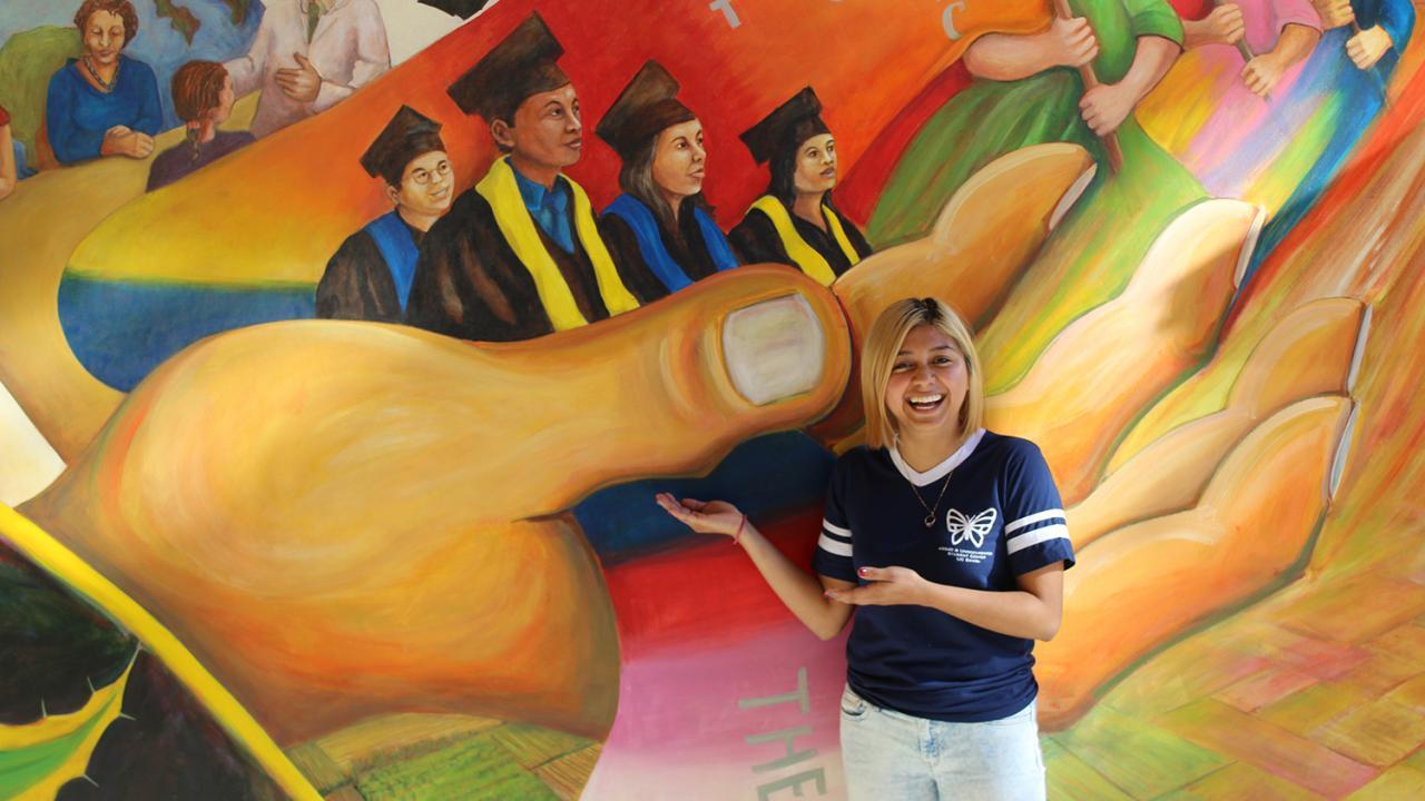 Aggie Hero: Estefania Sinay Pacheco