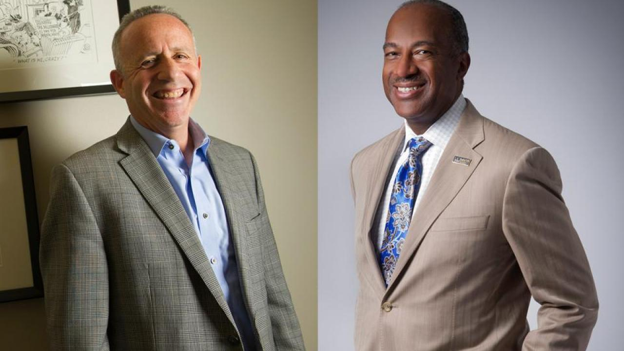sacramento-mayor-darrell-steinberg-and-uc-davis-chancellor-gary-s-may-announce-joint-working-group-to-shape-expanded-university-presence-in-sacramento