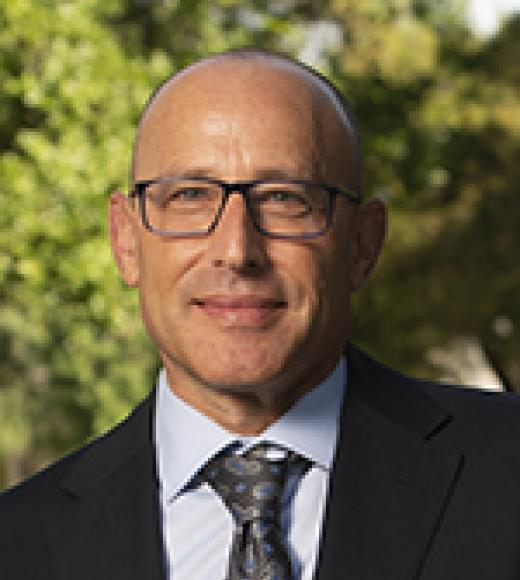 UC Davis Vice Chancellor David Lubarsky