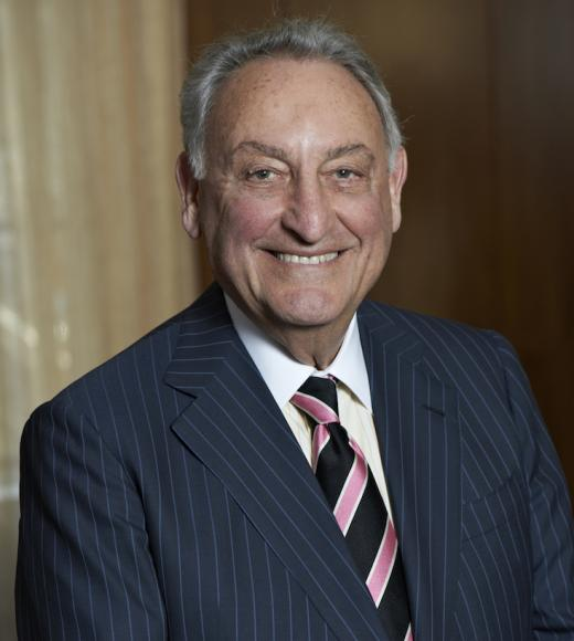 Portrait of Sanford Weill, UC Davis Chancellor's Board of Advisors