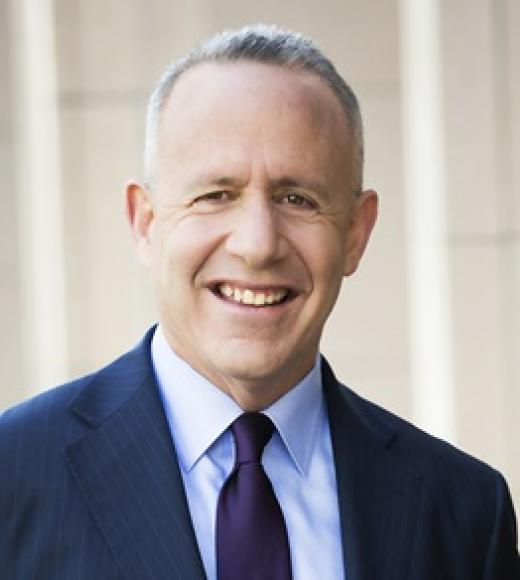 Portrait of UC Davis Chancellor's Board of Advisors member Darrell Steinberg, current Mayor of Sacramento