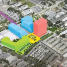Preliminary design for Aggie Square