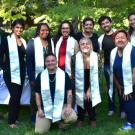 Guardian Scholars Program, senior group photo